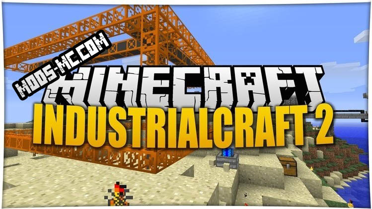 Industrial Craft 2 1.12.2, 1.11.2, 1.10.2, 1.7.10