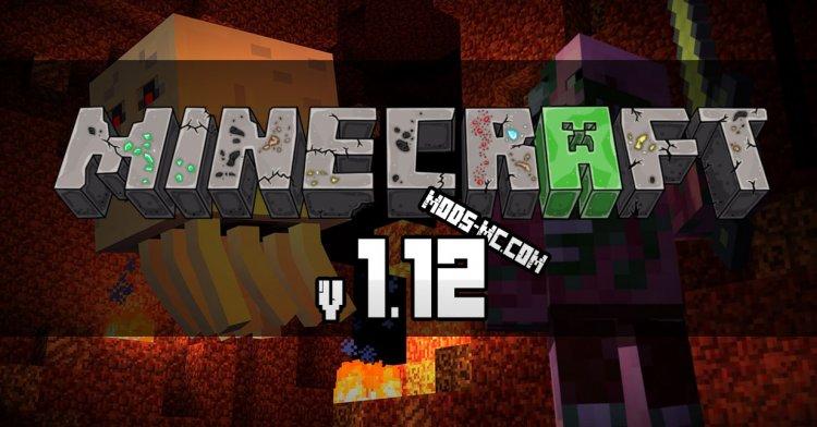 Скачать Minecraft 1.12