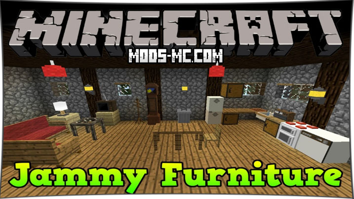 Jammy Furniture Reborn 1.7.10