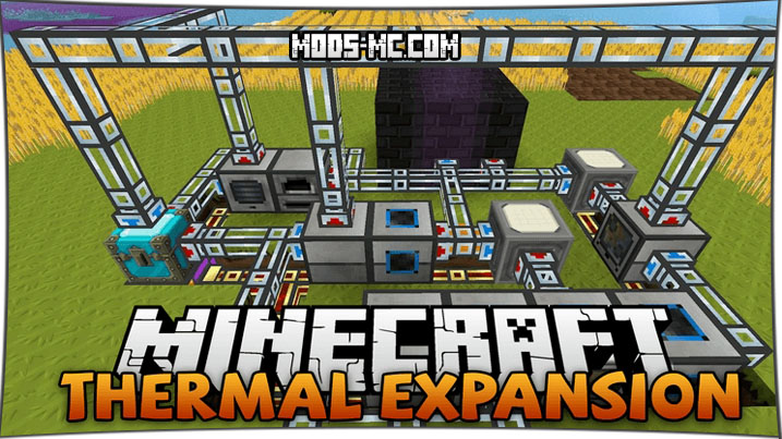 Thermal Expansion 1.12.2, 1.12, 1.10.2, 1.7.10