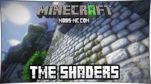 TME Shaders 1.12.2, 1.12, 1.11.2, 1.10.2, 1.8, 1.7.10