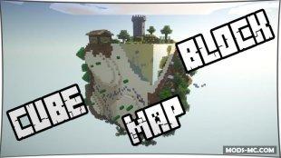 Cube Block 1.11.2, 1.10.2, 1.8, 1.7.10