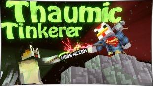 Thaumic Tinkerer 1.12.2, 1.8, 1.7.10