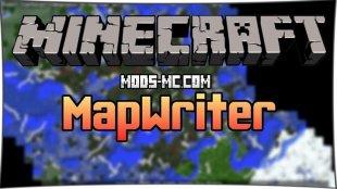 Mapwriter 2 1.12.2, 1.10.2, 1.8, 1.7.10