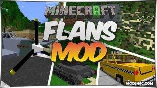 Flan's 1.12.2, 1.8, 1.7.10