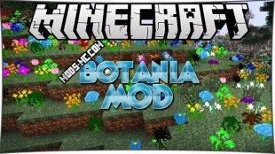 Botania 1.12.2, 1.11.2, 1.10.2, 1.8, 1.7.10