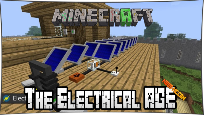 The Electrical Age 1.7.10