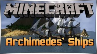 Archimedes' Ships 1.8, 1.7.10