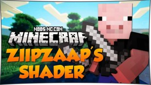 Ziipzaap's Shader 1.15.0, 1.14.4, 1.7.10