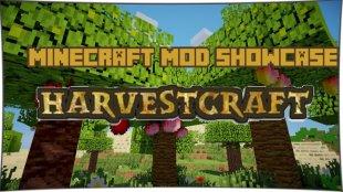 Harvestcraft - мод на еду 1.12.2, 1.12, 1.11.2, 1.10.2, 1.8, 1.7.10