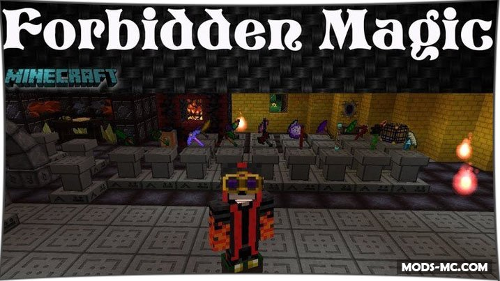 Forbidden Magic 1.7.10