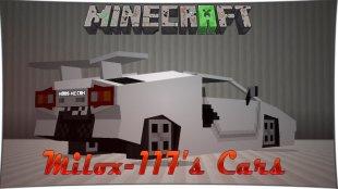Milox-117's Cars - спорткары 1.7.10