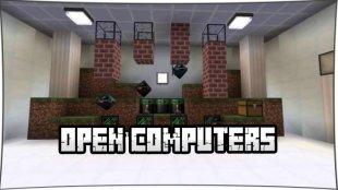 Open Computers 1.12.2, 1.11.2, 1.10.2, 1.8, 1.7.10