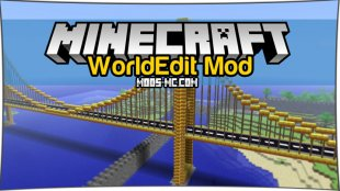 World Edit 1.14.2, 1.12.2, 1.11.2, 1.10.2, 1.7.10