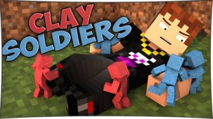 Clay Soldiers - глиняные человечки 1.12.2, 1.10.2, 1.7.10