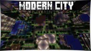 Modern City 1.12, 1.11.2, 1.10.2, 1.8, 1.7.10