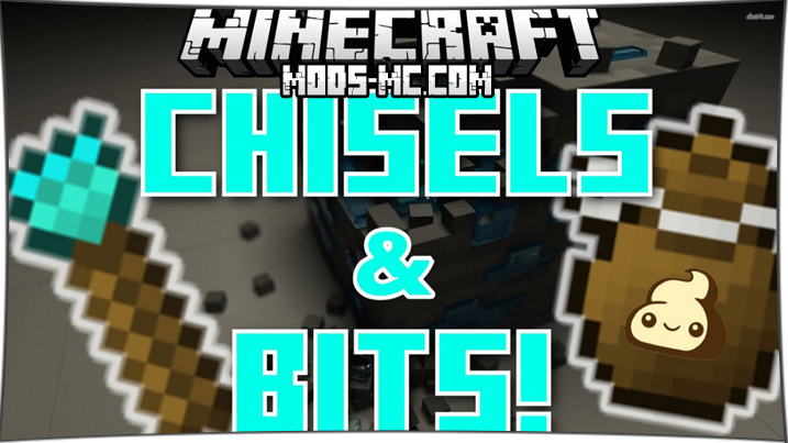 Chisels and Bits 1.12.2, 1.11.2, 1.10.2, 1.8