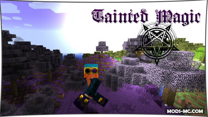 Tainted Magic 1.7.10