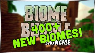 Biome Bundle 1.12.2, 1.12, 1.11.2, 1.10.2, 1.7.10