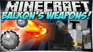 Balkon's Weapon 1.7.10