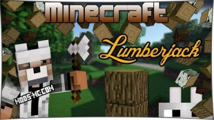 Lumberjack 1.14.4, 1.12.2, 1.11.2, 1.10.2, 1.7.10