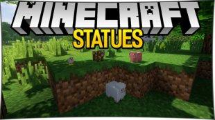 Statues 1.16.2, 1.15.2, 1.12.2, 1.7.10