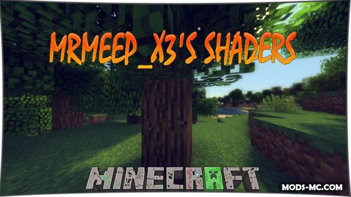 MrMeep_x3's Shaders 1.12.2, 1.11.2, 1.10.2