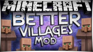 Better Villages 1.8, 1.7.10