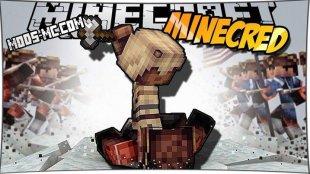 MineCreed 1.10.2, 1.8