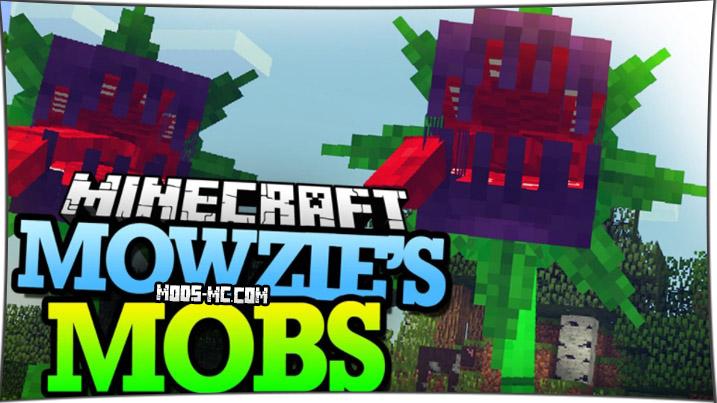 Mowzie's Mobs 1.12.2, 1.11.2, 1.10.2, 1.7.10