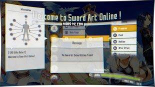 Sword Art Online UI 1.10.2, 1.8, 1.7.10