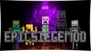 Epic Siege 1.12.2, 1.11.2, 1.10.2, 1.7.10