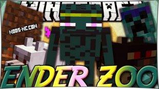 Ender Zoo 1.12.2, 1.11.2, 1.10.2, 1.8, 1.7.10