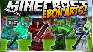 Ebon Arts 1.11.2, 1.10.2, 1.7.10
