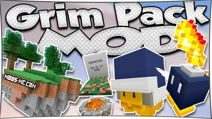 Grim Pack 1.12.2, 1.11.2, 1.10.2, 1.8