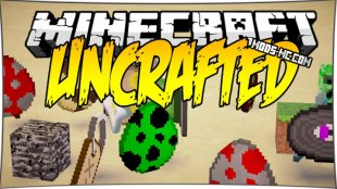 Uncrafted 1.12.2, 1.11.2, 1.10.2, 1.7.10