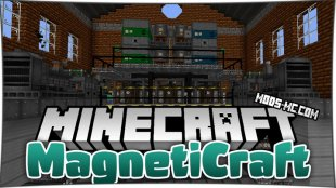 Magneticraft 1.12.2, 1.10.2, 1.7.10