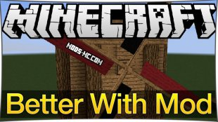 Better With Mods 1.12.2, 1.11.2, 1.10.2