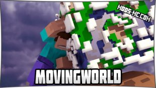 MovingWorld 1.12.2, 1.10.2, 1.8, 1.7.10