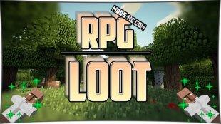 RPGLoot - новая система лута 1.12.2, 1.11.2, 1.8, 1.7.10