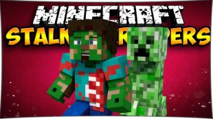 Stalker Creepers 1.12.2, 1.11.2, 1.8, 1.7.10