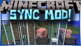Sync - создай своего клона 1.12.2, 1.10.2, 1.7.10