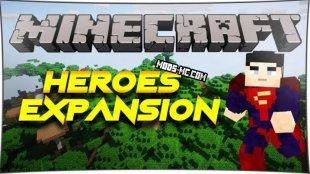 HeroesExpansion - суперспособности 1.12.2, 1.10.2