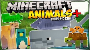 Better Animals Plus 1.14.4, 1.12.2