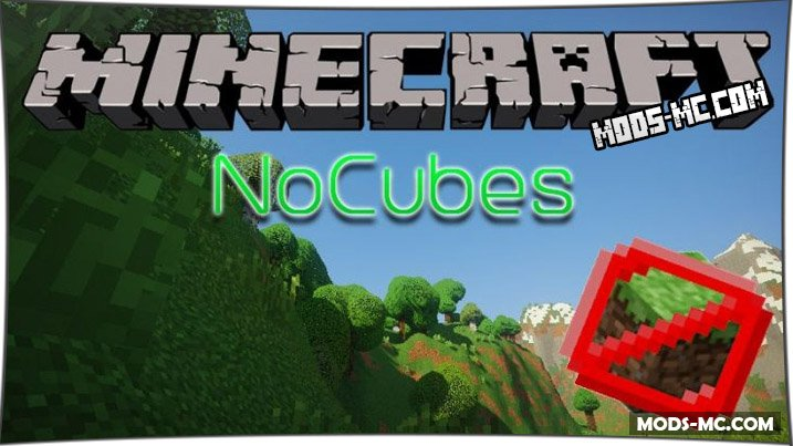NoCubes 1.14.4, 1.12.2