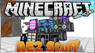 AE2 Stuff 1.12.2, 1.10.2, 1.7.10